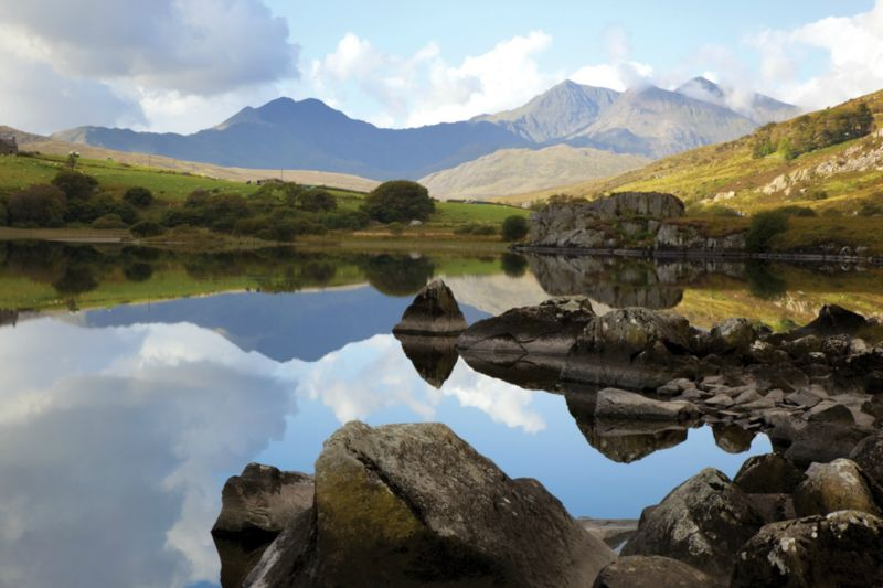 Snowdonia national park cottages